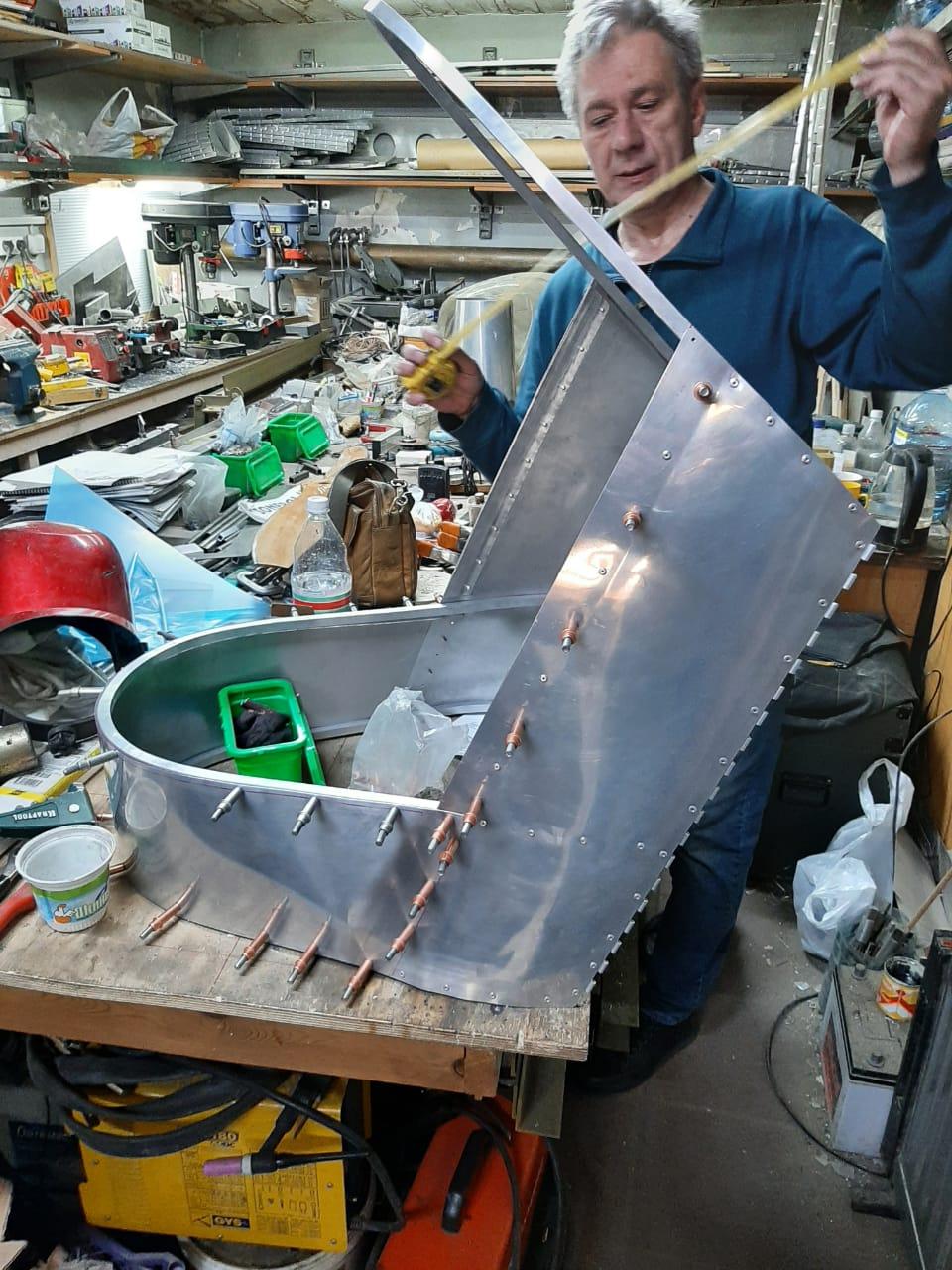 В процессе изготовления фонаря.JPG